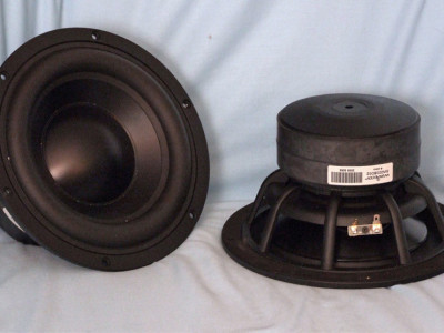 "Test Bench - Wavecor SW223BD02 8.75"" Subwoofer"