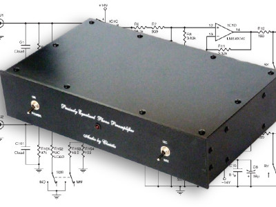 You Can DIY! Build an External Phono Preamplifier