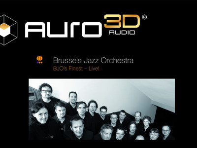 Brussels Jazz Orchestra Live Album to be Released in Auro-3D