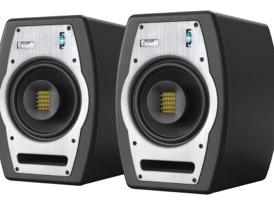 Fluid Audio Announces FPX7 Reference Monitor with Coaxial Ribbon Tweeter