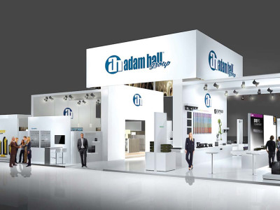 Adam Hall Group Highlights New Bold Designs and Technology at Prolight+Sound and Musikmesse 2016