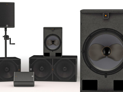 Martin Audio Unveils CDD-Live! Dante-Enabled Coaxial Differential Dispersion Speaker Systems
