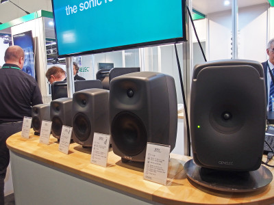 Genelec Expands New Generation of Smart Active Monitoring Systems at Prolight+Sound 2016