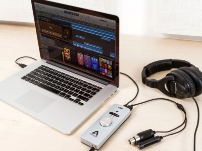 Apogee Introduces New ONE Audio Interface/Microphone for Mac