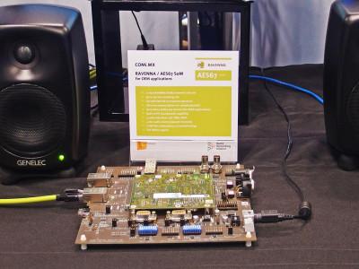 Audio Network Development: Developing Products Based on RAVENNA