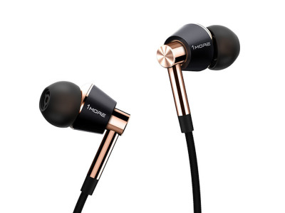 1MORE Disrupts the Market with $99 Triple Driver In-Ear Headphones