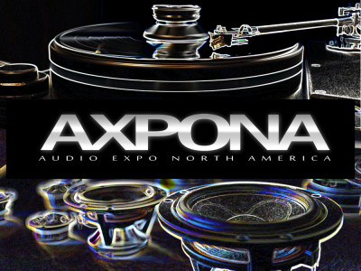 Expanded Exhibits and Exciting Seminars at AXPONA 2015, April 24-26 at The Westin O Hare, Chicago