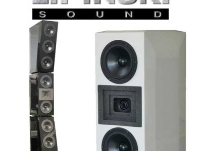 Lipinski Sound Announces Move to Self-Powered and Upgradable Loudspeakers
