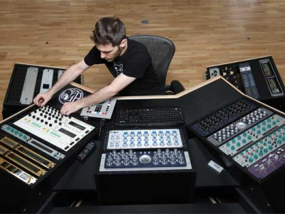 "Q&A: Daniel Weiss - Audio Engineer Focuses on the ""Masters"""