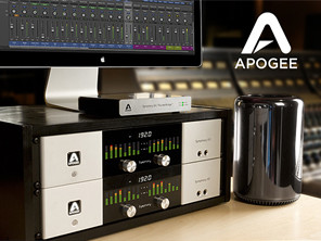 Apogee Announces Symphony Thunderbolt Compatibility with Apple's New Mac Pro