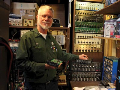 Q&A: Dan Dugan - Audio Engineer, Inventor, and Nature Sounds Recordist