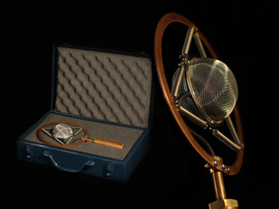Ear Trumpet Labs Now Accepting Orders for Josephine Microphones