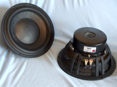 "Test Bench: Morel TiCW 1058Ft 10"" Ultimate Titanium Series Woofer"