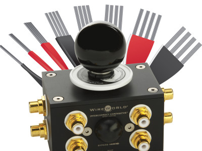 Wireworld Tests Cable Fidelity at T.H.E. Show Newport 2016