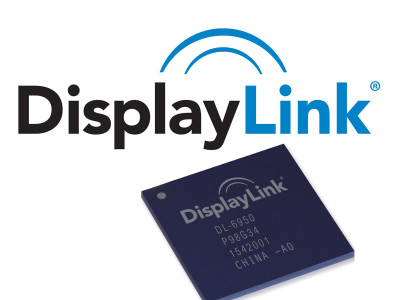 DisplayLink Announces World First Quad 4K p60 Monitors Connected Over a Single USB Standard-A and Type-C Cable