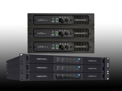Lab Gruppen Unveils New LUCIA and D Series Slimline Amplifiers