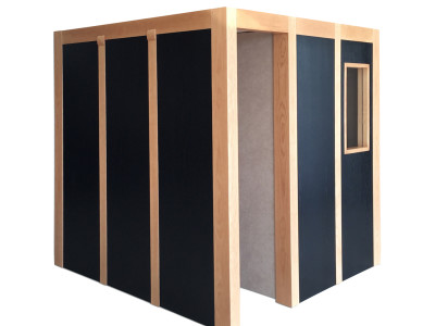Vicoustic Introduces Easy to Assemble VicBooth Premium Acoustic Cabin