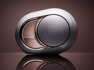 Devialet Announces Improved Gold Phantom with 4,500 Watts