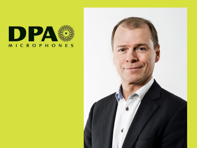 DPA Microphones Announces Kalle Hvidt Nielsen as new CEO from September 1, 2016