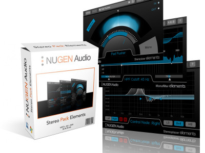 DontCrack Launches Stereo Pack Elements with NUGEN Audio