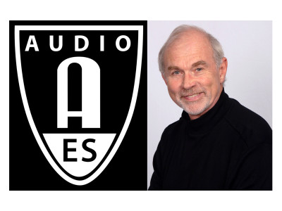 Audio Engineering Society Confirms David Scheirman as President-Elect