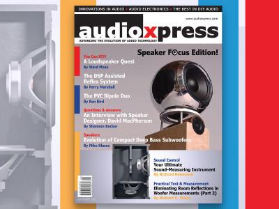 audioXpress September 2016 Speaker Focus Edition is Now Online!