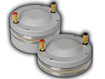 New High-Quality Heavy-Duty Neodymium High-Frequency Drivers from MAG Audio