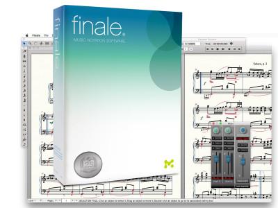 MakeMusic Releases New Version of Finale Music Notation Software