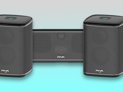 RIVA Audio Introduces WAND Series Multi-Space Music System