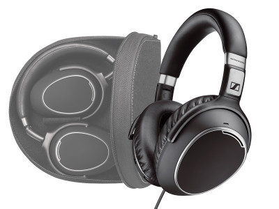 Sennheiser Launches PXC 480 Wired Active Noise Cancelling Travel Headphones