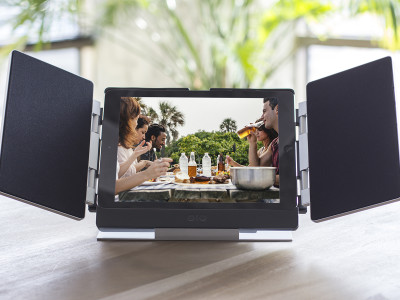 Better Stereo Sound for iPad with OIO Amp Wireless Speaker Case