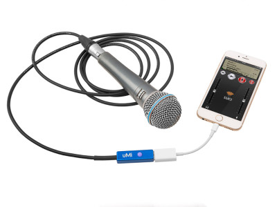 Technica Del Arte Launches uMi USB Microphone Interface at IBC 2016