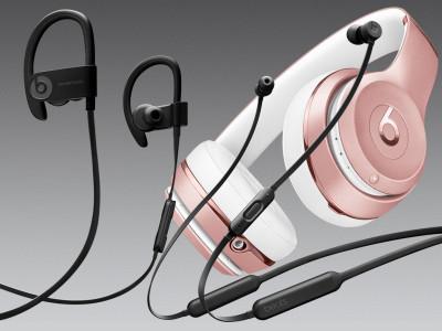 New Premium Wireless, Bluetooth Earphones from Beats