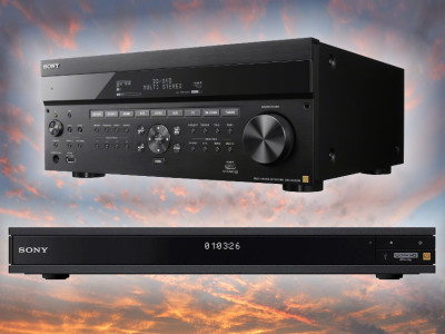 Sony Electronics Unveils First 4K Ultra HD Blu-ray Player for Custom Installers and Expands ES Family of Audio-Video Receivers