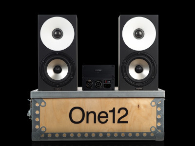 Amphion Loudspeakers Creates One12 Studio Monitor Mobile Bundle