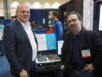 Archwave and Bosch Demonstrate AES67 and AES70 Integrated Platform for Audio, Control and Connection Management