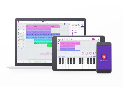 Soundtrap Cloud-Based Audio Recording Platform Secures Funding to Embark On New Markets