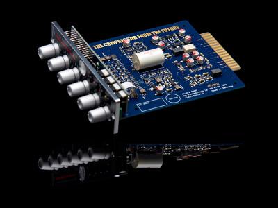 New Elysia mpressor 500 Series Creative Compressor Module