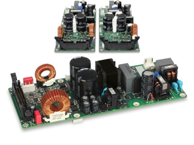 Pascal Introduces U-PRO Series Amplifier Modules Optimized for Self-Powered Portable PA and Fixed Install Applications