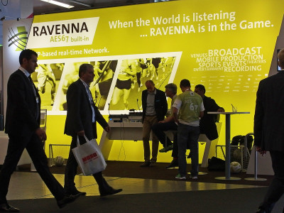 ALC NetworX Extends Audio Networking Interoperability with Free RAVENNA-2-SAP Converter Tool