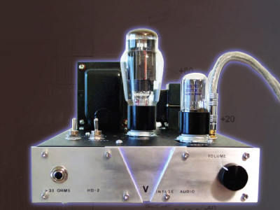 HD-2: A Single-Ended Class-A Headphone Amp