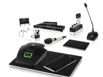 Sennheiser Expands SpeechLine Digital Wireless Range
