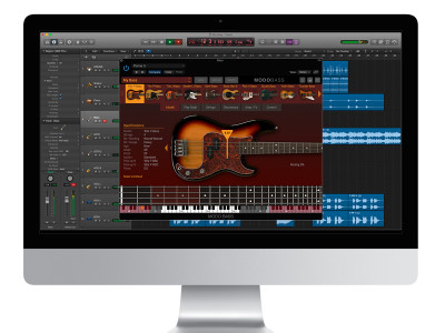 IK Multimedia Announces MODO Bass Physically Modeled Electric Bass Virtual Instrument for Mac/PC