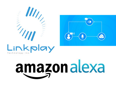 Linkplay Offers Speaker Brands Integration with the Amazon Alexa Voice Service
