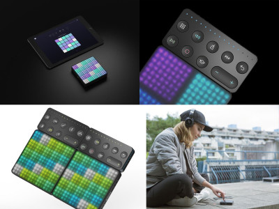 ROLI Launches Blocks, Affordable LEGO-Like Music Creation System