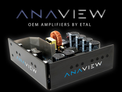 Lautsprechershop to Distribute Anaview Amplifiers following ETAL Agreement