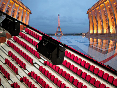 Amadeus Designs and Installs Innovative 'Holophonic' 3D Sound in Paris