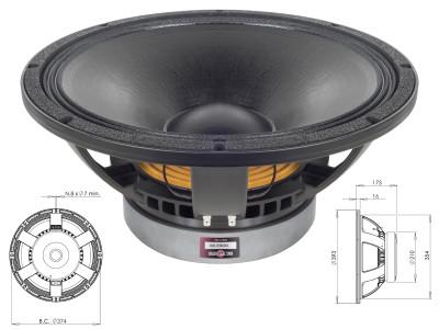 B&C Speakers Expands RBX Series Subwoofer Range