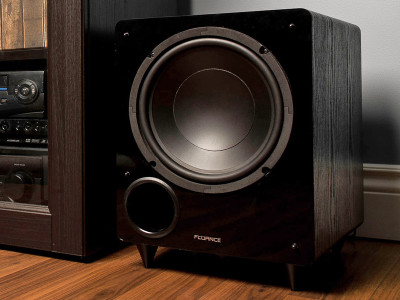New Fluance DB10 Home Theater Powered Subwoofer Delivers Ultra-Low Frequencies