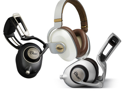 Blue Expands Premium Headphone Lineup with Three New Innovative Designs